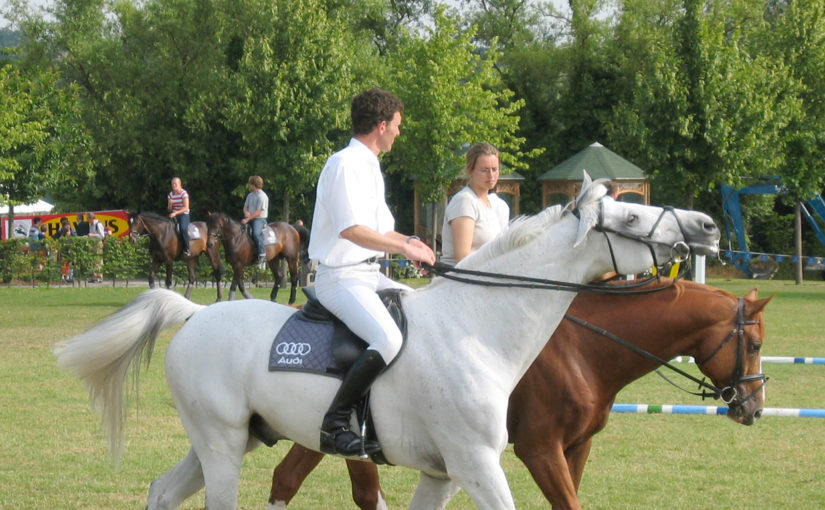 Ludger Beerbaum organized, said farewell and won…all in one weekend!