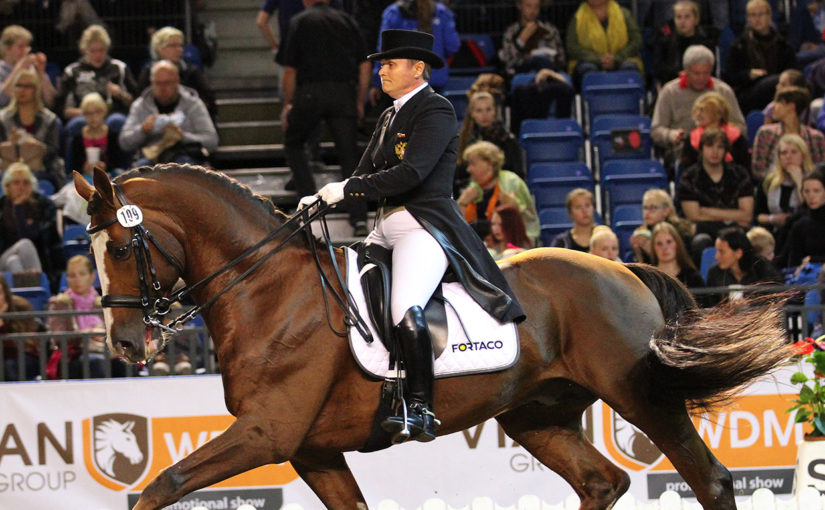 The World Dressage Masters will no longer take place due to bankruptcy