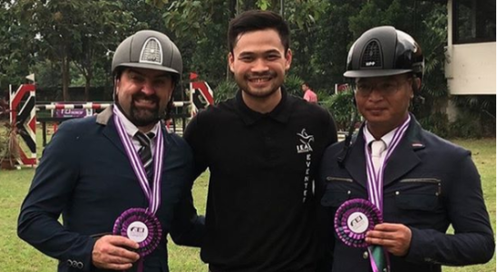 Indonesia leads Zone 9 in the FEI World Jumping Challenge 2017
