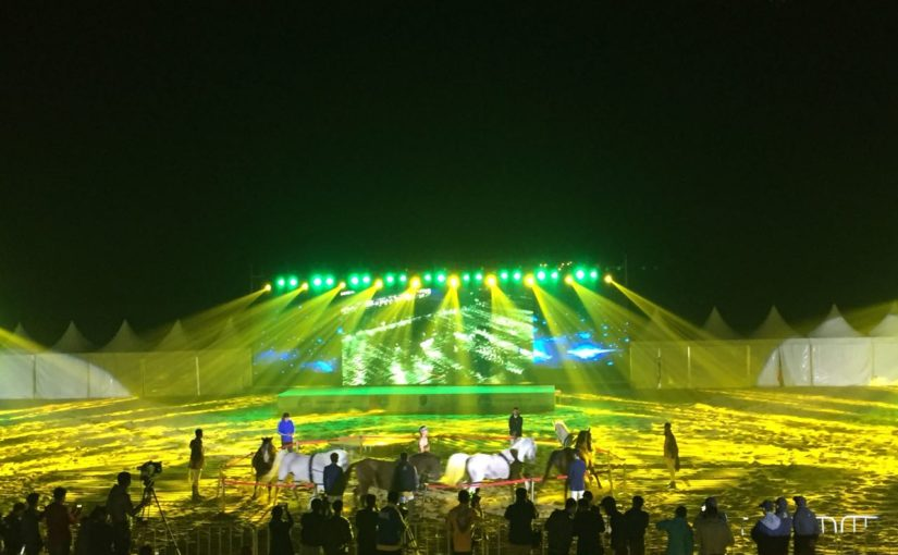 Weifang Bin Hai International Equestrian Festival