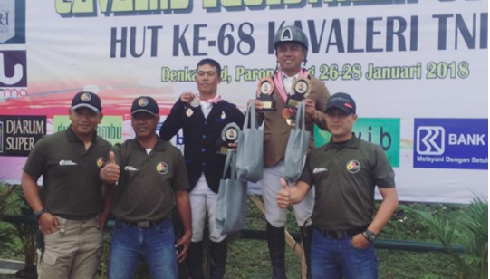 Day 3 Cavalry Equestrian Cup: Steven Menayang takes the WIN