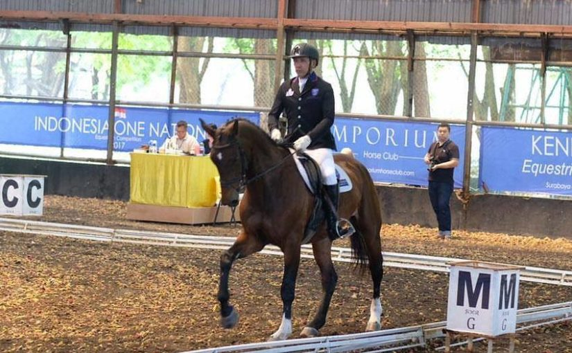 Third Annual Friendship Equestrian Competition Emporium Results