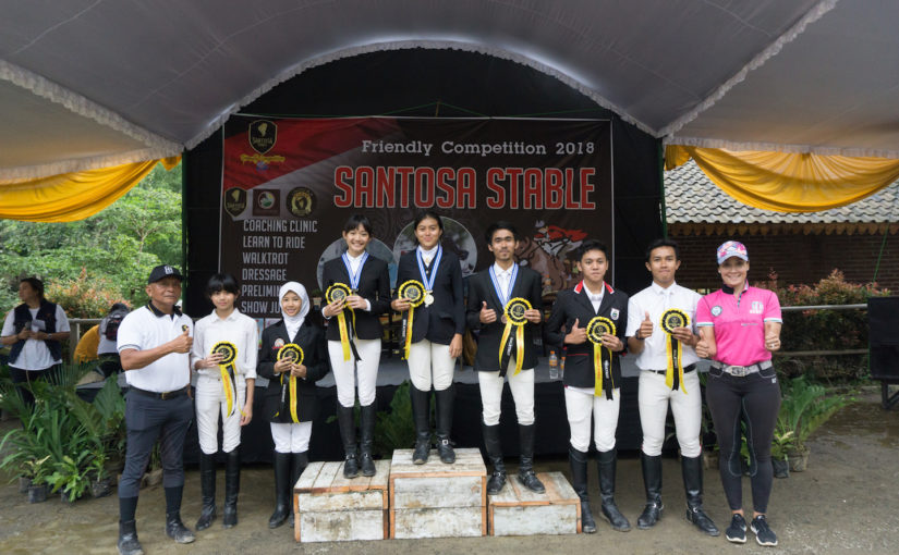 Santosa Stable Friendly Competition 2018