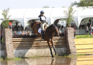 Eventing Clinic with Marcelle De Kam