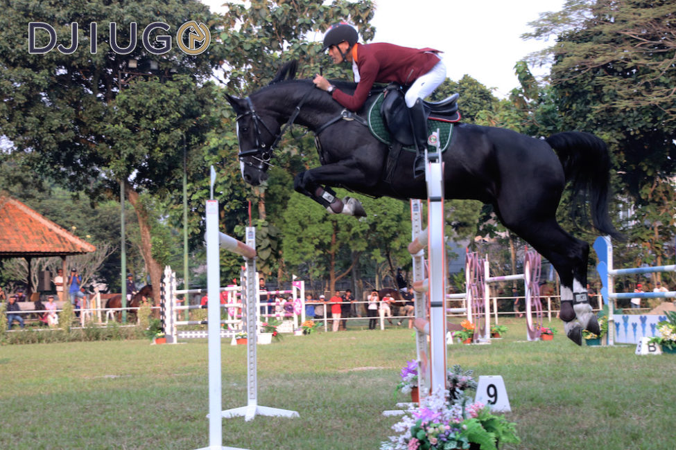 Two Shows in April for Indonesian Equestrian