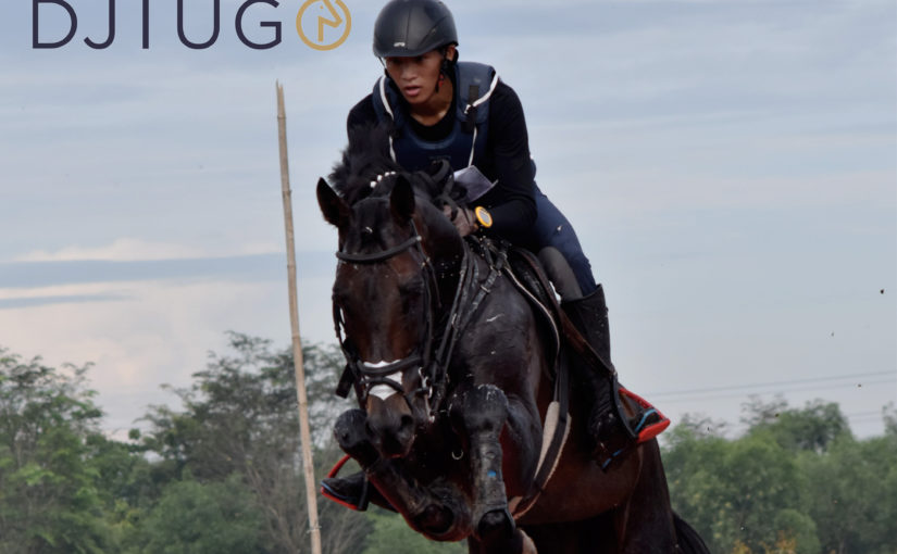 National Equestrian Championship 2018: Marco Wowiling Wins the CCI* with Pramudha Wardhani