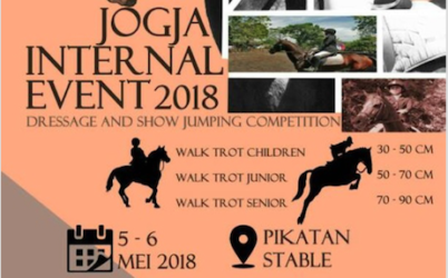 Jogja Internal Event 2018: 5-6 May 2018