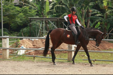 Riders on the Rise: Mia Andika Sri Az-Zahra