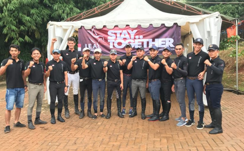 RoadtoAsianGames2018: Indonesia Appoints Joss Gray as Eventing Head Coach