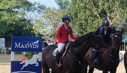 Djiugo Goes to Thailand: CSI* Nahkon Nayok and CEI** Nahkon Ratchasima
