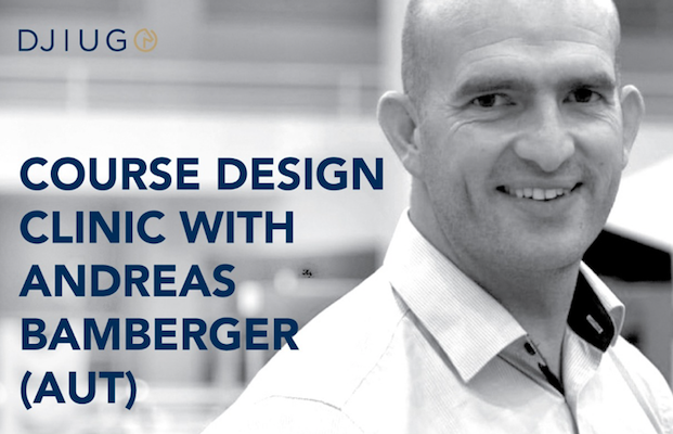 Officials Eye: Course Design Coaching with Andreas Bamberger