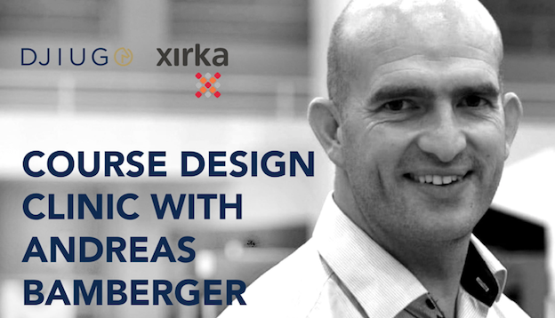 Officials Eye: Andreas Bamberger Course Design Clinic with Xirka Silicon Technology